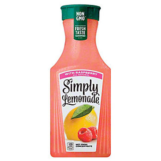 Simply Lemonade with Raspberry,59.00 oz