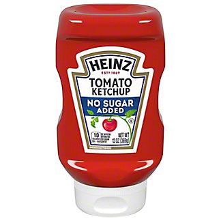 Heinz Reduced Sugar Ketchup, 13 oz