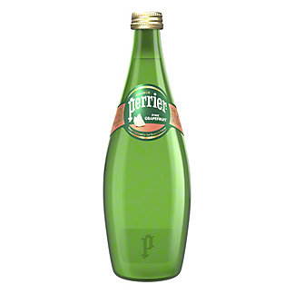 Perrier Sparkling Natural Mineral Pamplemousse Rose Water,750 ML
