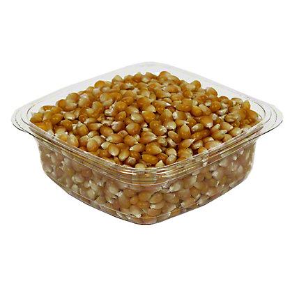 Bulk Organic yellow popping corn,LB