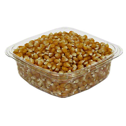 Bulk Organic yellow popping corn,LB