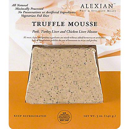Alexian Truffle Mousse,5 OZ