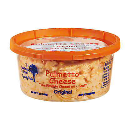 Pawleys Island Specialty Foods Original Palmetto Cheese,12OZ