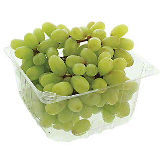 Fresh White Seedless Grapes, 3 lb