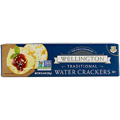 Wellington Traditional Water Crackers,4.4 OZ
