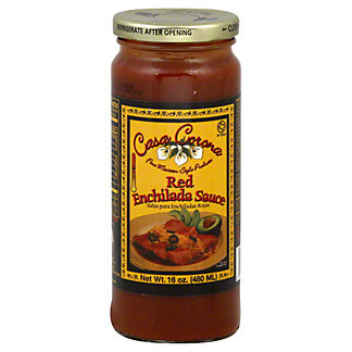 Casa Corona Medium Red Enchilada Sauce,16 OZ