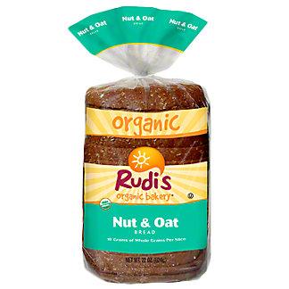 Rudi's Organic Bakery Nut and Oat Bread,22 OZ