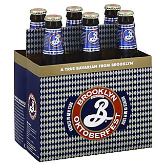 Brooklyn Seasonal Oktoberfest 6 PK Bottles,12 OZ