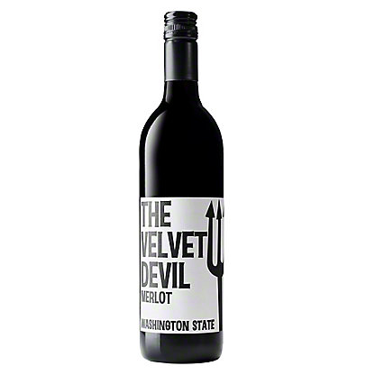 The Velvet Devil Merlot,750 ML
