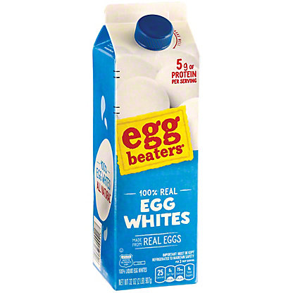 Egg Beaters Liquid 100% Egg Whites,32 OZ