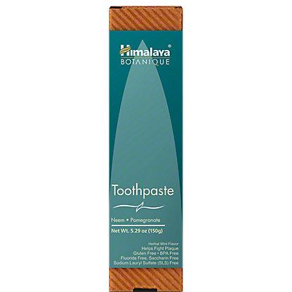 Himalaya Neem & Pomegranate Toothpaste,5.29 OZ
