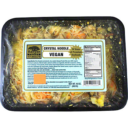 Banyan Vegan Crystal Noodle, 16 OZ