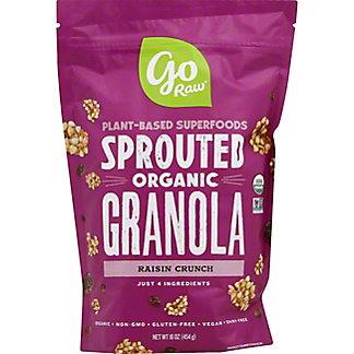Go Raw 100% Organic Live Granola, 16 OZ