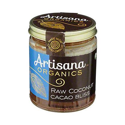 Artisana Raw Coconut Cacao Bliss Spread, 8 oz