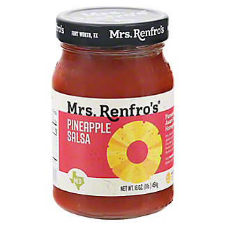 Mrs Renfros Mrs. Renfros Pineapple Salsa, 16.00 oz
