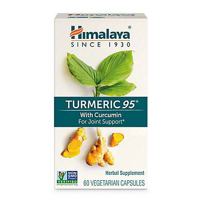 Himalaya Pure Herbs Turmeric Caplets,60 CNT