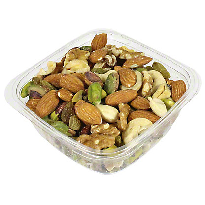 Raw Royal Nut Mix, Sold by the pound