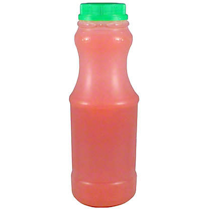Central Market Cold Pressed Strawberry Lemonade, 16 Oz