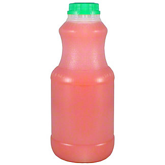Central Market Cold Pressed Strawberry Lemonade, 32 Oz