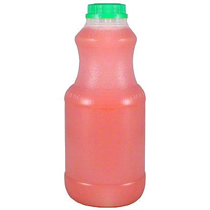Central Market Cold Pressed Strawberry Lemonade, 32 Oz