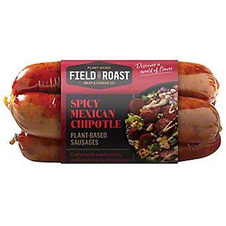 Field Roast Original Mexican Chipotle Grain Meat Sausage,13 OZ