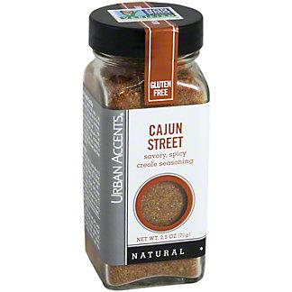 Urban Accents Cajun Street Spice, 2.5 oz