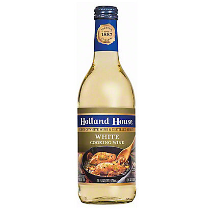 Holland House White Cooking Wine,16 OZ