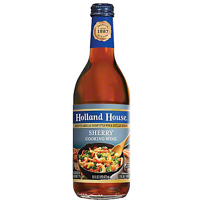 Holland House Sherry Cooking Wine,16 OZ