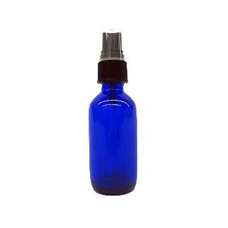 Wyndmere Naturals Glass Bottle Cobalt Blue,2 OZ
