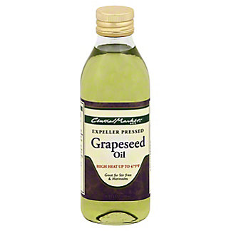Central Market High Heat Grapeseed Oil, 16.9 oz