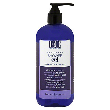 EO French Lavender Soothing  Shower Gel, 16 oz
