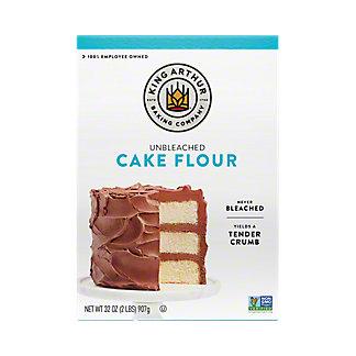 King Arthur Unbleached Cake Flour Blend,2 LBS