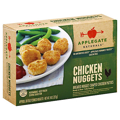 Applegate Farms Chicken Nuggets, 8OZ