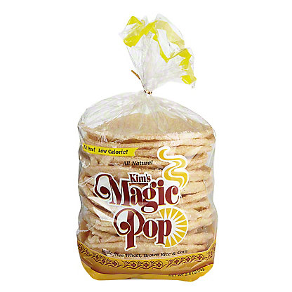 Kim's Magic Pop Original Snack Cakes,15 CT