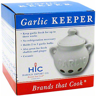 Harold Import Garlic Keeper, ea