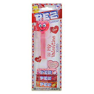 PEZ Assorted Flavors Candy and Dispenser, EACH