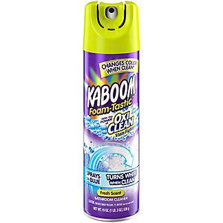 Kaboom Foam-Tastic Fresh Scent Bathroom Cleaner, 19 oz