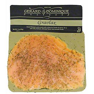 Gerard and Dominique Seafoods Gravlax, 3 oz