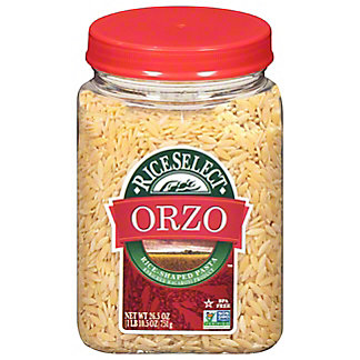 Rice Select Plain Orzo,32 OZ