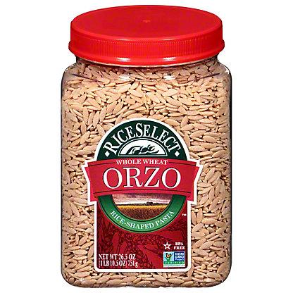Rice Select 100% Whole Wheat Orzo,26.5OZ