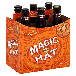 Magic Hat No. 9 Ale 6 PK Bottles, 12 oz