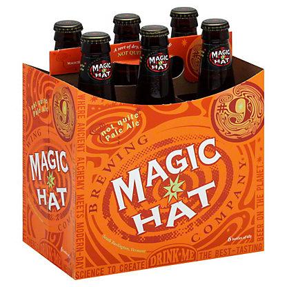 Magic Hat No. 9 Ale 6 PK Bottles, 12 oz