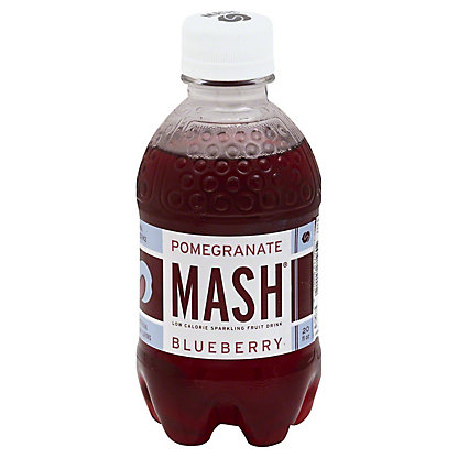 Boylan Bottleworks Mash Pomegranate Blue Berry,20.0 OZ