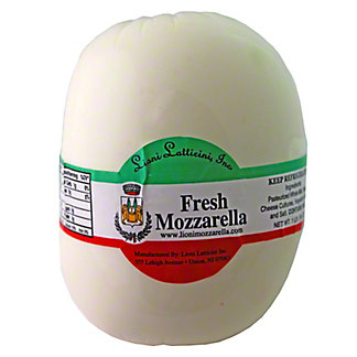 Lioini Hand Wrapped Fresh Mozzarella, LB