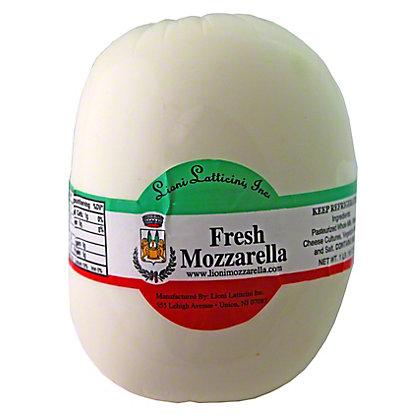 Lioini Hand Wrapped Fresh Mozzarella, LB