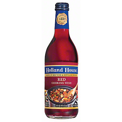 Holland House Red Cooking Wine,16 OZ