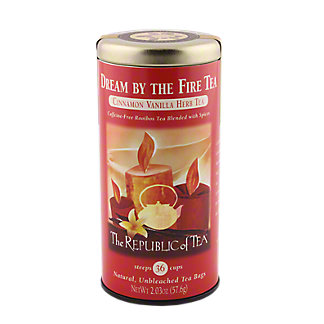 The Republic of Tea Dream By the Fire Red Tea, 36 ct