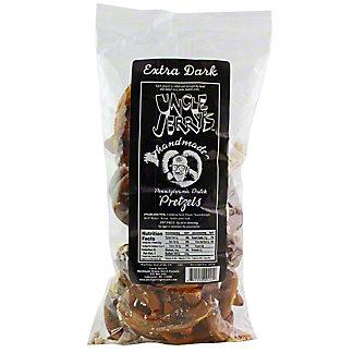 Uncle Jerry's Extra Dark Pretzels, Regular Salt,8.0 OZ