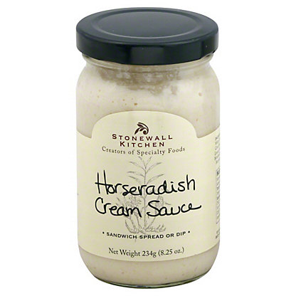 Stonewall Kitchen Horseradish Cream Sauce,8.25OZ