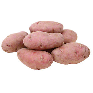 Fresh Organic French Fingerling Potatoes, lb